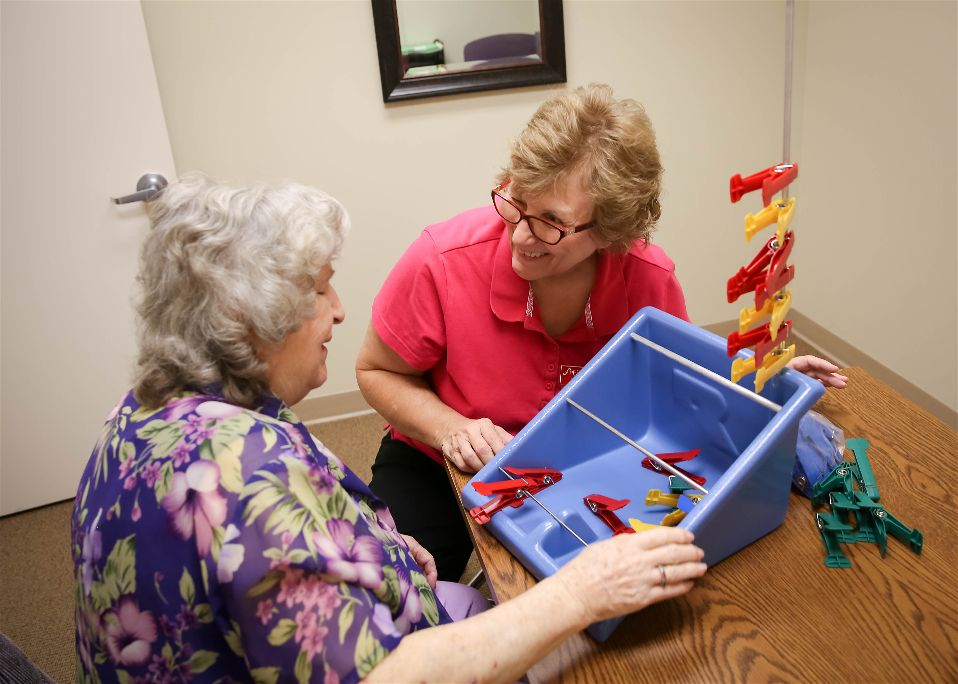 Grand Island Occupational Therapy