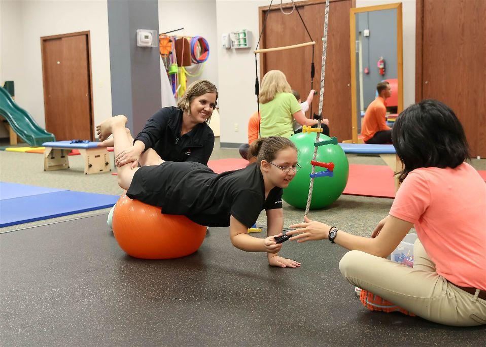 Pediatrics Grand Island Physical Therapy